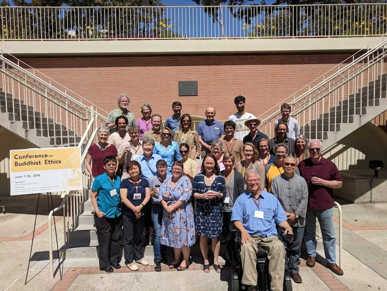 Buddhist Ethics Conference 2018