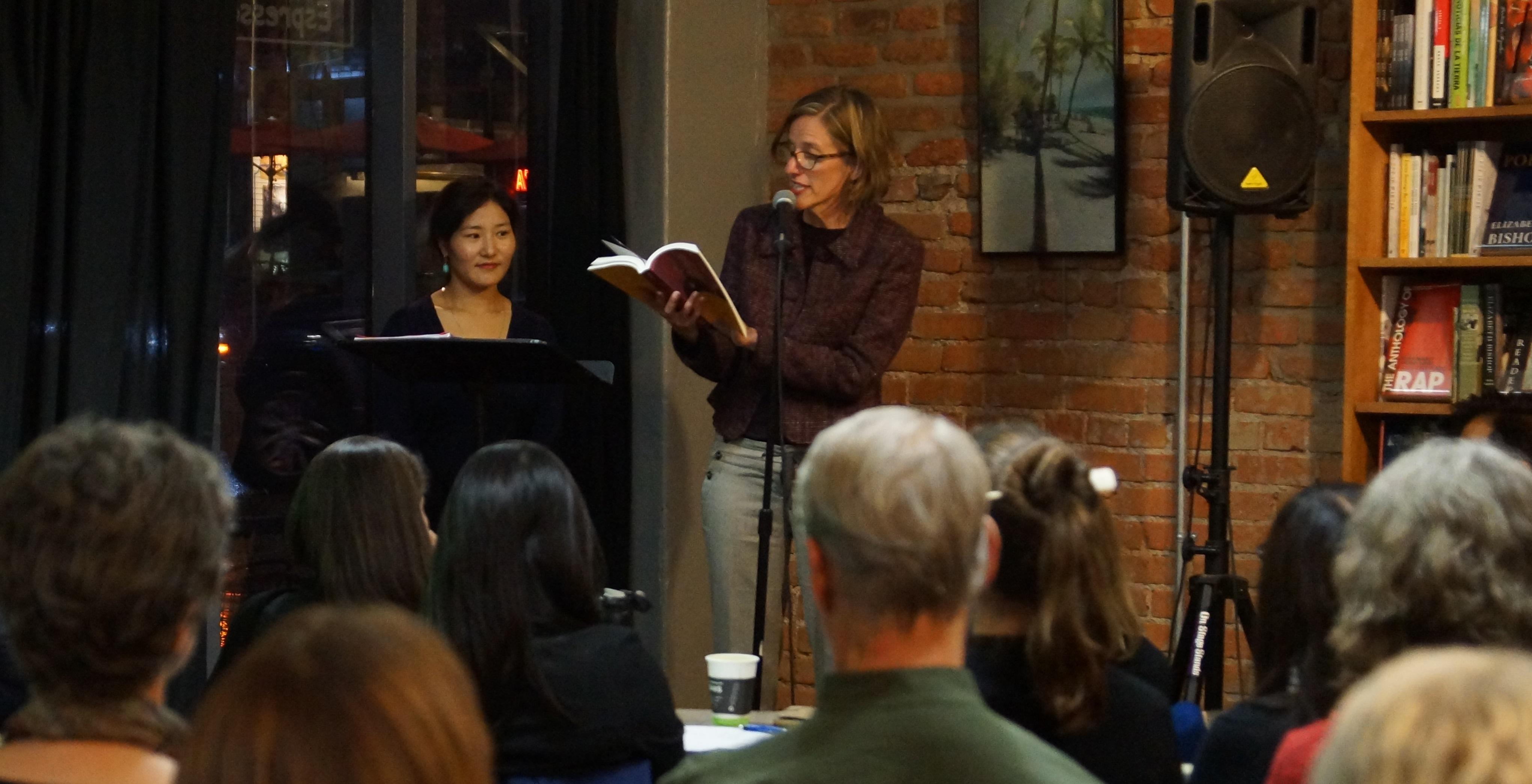 Lotsawa Translation-Poetry Slam at Innisfree - October 2018